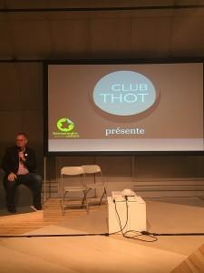 Présentation du Club Thot