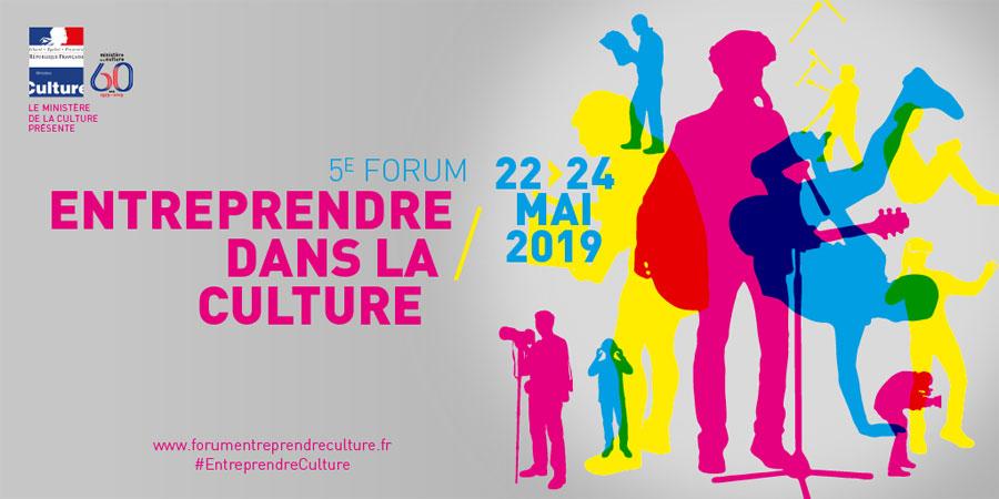 Forum Entreprendre dans la Culture :  Le Club Thot encore à l'honneur cette année