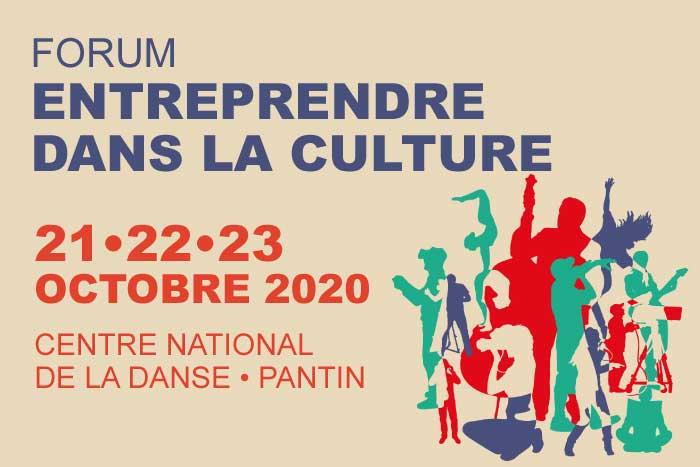 Forum Entreprendre dans la culture 2020